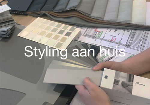 Styling aan huis_button